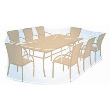campingaz schutzhuelle fuer garten sitzgruppe rechteckig oder oval groesse xl - Campingaz Schutzhülle für Garten-Sitzgruppe, rechteckig oder oval, Größe XL